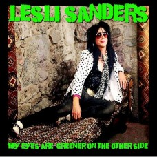 "Lesli Sanders Solo CD ""My Eyes Are Greener on the Other Side "" (5 song EP) 2017 Free Shipping in U.S.A."