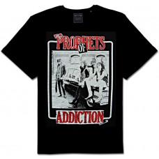 "Prophets Of Addiction ""Babylon Boulevard"" T-Shirt (MEN'S CUT) Free Shipping in U.S.A."
